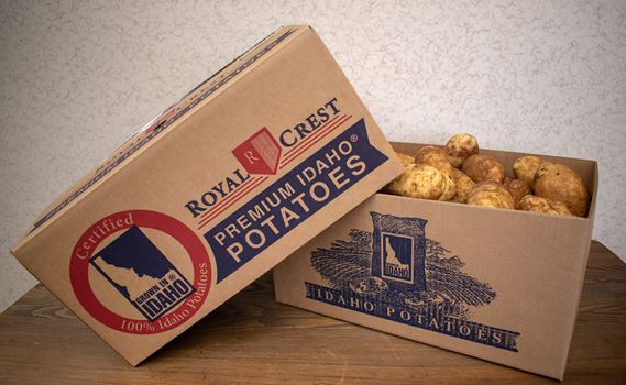 Royal Crest 50lb Carton